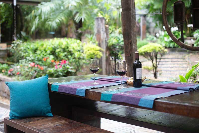 custom backyard furniture in brantford home