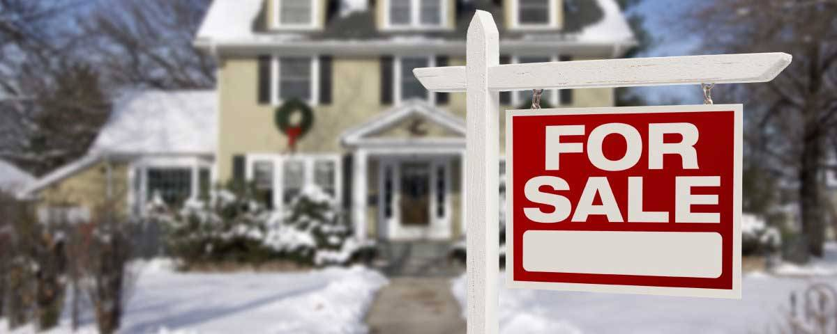benfits of selling a house in the winter