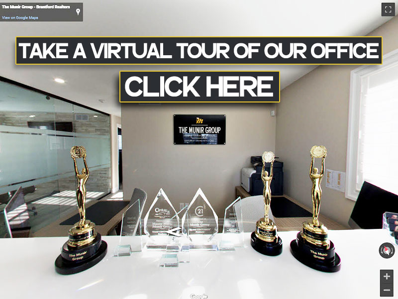 google virtual tour of the munir group office